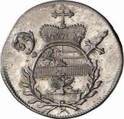 5 Kreuzer - Hieronymus von Colloredo -  obverse