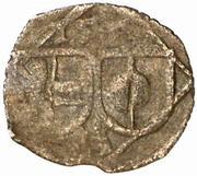 1 Pfennig - Michael von Kuenburg – obverse