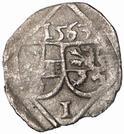1 Pfennig - Johann Jakob Khuen von Belasi – obverse