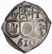 1 Pfennig - Wolf Dietrich von Raitenau – obverse