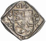 1 Pfennig - Markus Sittikus von Hohenems – obverse