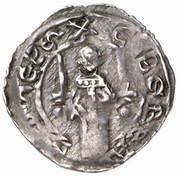 1 Pfennig - Eberhard II von Regensberg (Friesach) – obverse