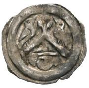 1 Pfennig - Eberhard II von Regensberg – obverse