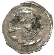 1 Pfennig - Eberhard II von Regensberg – reverse