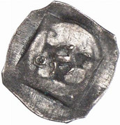 1 Pfennig - Sigismund von Volkersdorf – reverse