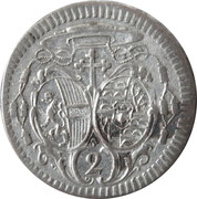 2 Kreuzer - Leopold Anton von Firmian -  obverse