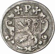 1 Pfennig - Paris von Lodron – obverse