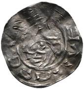 1 Pfennig - Balduin (Henri III) -  reverse