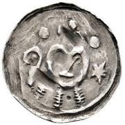 1 Pfennig - Eberhard I (Friesach) -  obverse