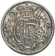 5 Kreuzer - Sigismund von Schrattenbach -  obverse
