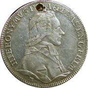 5 Kreuzer (12th Jubilee) -  obverse