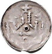 1 Pfennig - Eberhard I. (Friesach) -  reverse