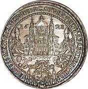 ½ Thaler - Paris von Lodron (Consecration) -  obverse