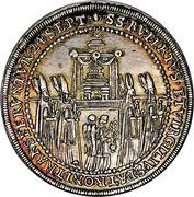 ½ Thaler - Paris von Lodron (Consecration) -  reverse