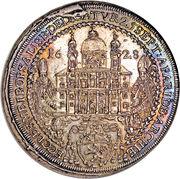 1 Thaler - Paris von Lodron (Consecration) -  obverse