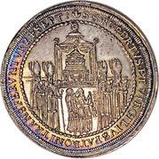 1 Thaler - Paris von Lodron (Consecration) -  reverse