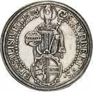 1 Thaler - Max Gandolf von Kuenburg – reverse