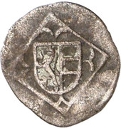 1 Heller - Leonhard von Keutschach -  reverse