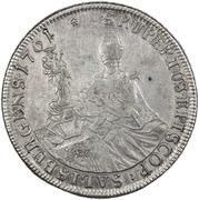 1 Thaler - Sigismund von Schrattenbach (type 7) -  reverse