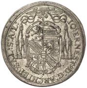 15 Kreuzer - Johann Ernst von Thun -  obverse
