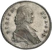 20 Kreuzer - Sigismund von Schrattenbach -  obverse