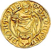 1 Ducat - Leonhard von Keutschach -  reverse