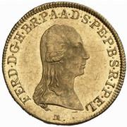1 Ducat - Ferdinand III of Austria-Tuscany – obverse