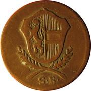 2 Pfennig - Hieronymus von Colloredo -  obverse