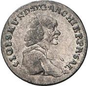 1 Kreuzer - Sigismund von Schrattenbach -  obverse