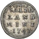 2 Kreuzer - Andreas Jakob von Dietrichstein – reverse