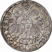 10 Kreuzer - Johann Jakob Khuen von Belasi (Maximilien) -  reverse