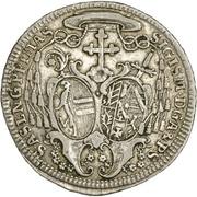 10 Kreuzer - Sigismund von Schrattenbach -  obverse