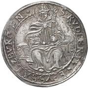 ¼ Thaler- Johann Jakob Khuen von Belasi -  reverse