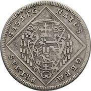 30 Kreuzer - Sigismund von Schrattenbach -  reverse