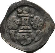 1 Pfennig - Wladislaus von Schlesien – obverse