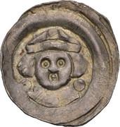 1 Pfennig - Friedrich II von Walchen -  obverse