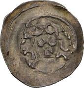 1 Pfennig - Friedrich II von Walchen -  reverse