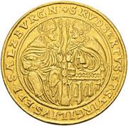 10 Ducats - Johann Jakob Khuen von Belasi – reverse