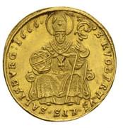 ½ Ducat - Guidobald von Thun -  reverse