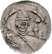 1 Pfennig - Adalbert III von Böhmen -  obverse