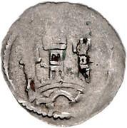1 Pfennig - Adalbert III von Böhmen -  reverse