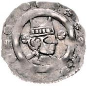 1 Pfennig - Eberhard II von Regensberg -  obverse