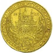 10 Ducat - Paris von Lodron (Consecration) – obverse