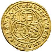1 Gold Gulden / Ducat - Ernst von Bayern -  obverse