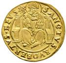 1 Gold Gulden / Ducat - Ernst von Bayern – reverse