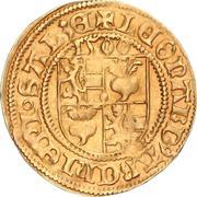 1 Goldgulden - Leonhard von Keutschach -  obverse