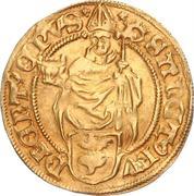 1 Goldgulden - Leonhard von Keutschach -  reverse