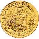 4 Ducat - Matthäus Lang von Wellenburg – reverse