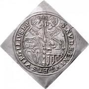 ½ Thaler - Georg von Kuenburg -  reverse