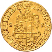 2 Ducats - Georg von Kuenburg – obverse